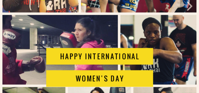 Happy International Women's Day: March 8th