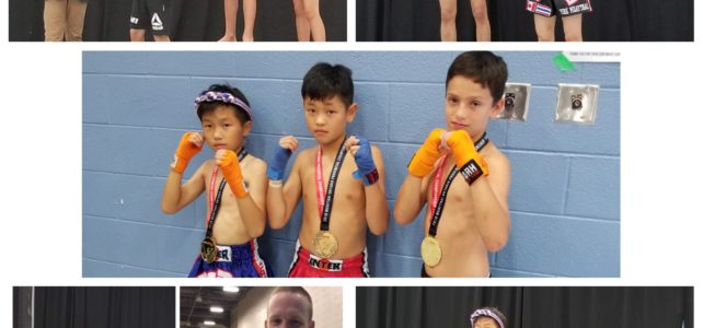 YMT earns 2 gold, 2 silver (5-2) at MTO Provincials 2018!