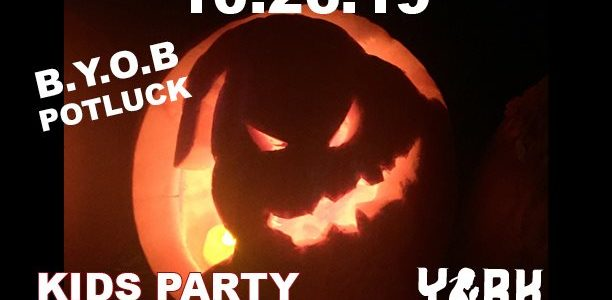 Halloween Party Oct 26! Win FREE memberships!