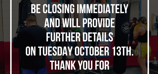 Temporary closure. Please stay tuned